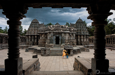 Keshava temple of Somanathapura