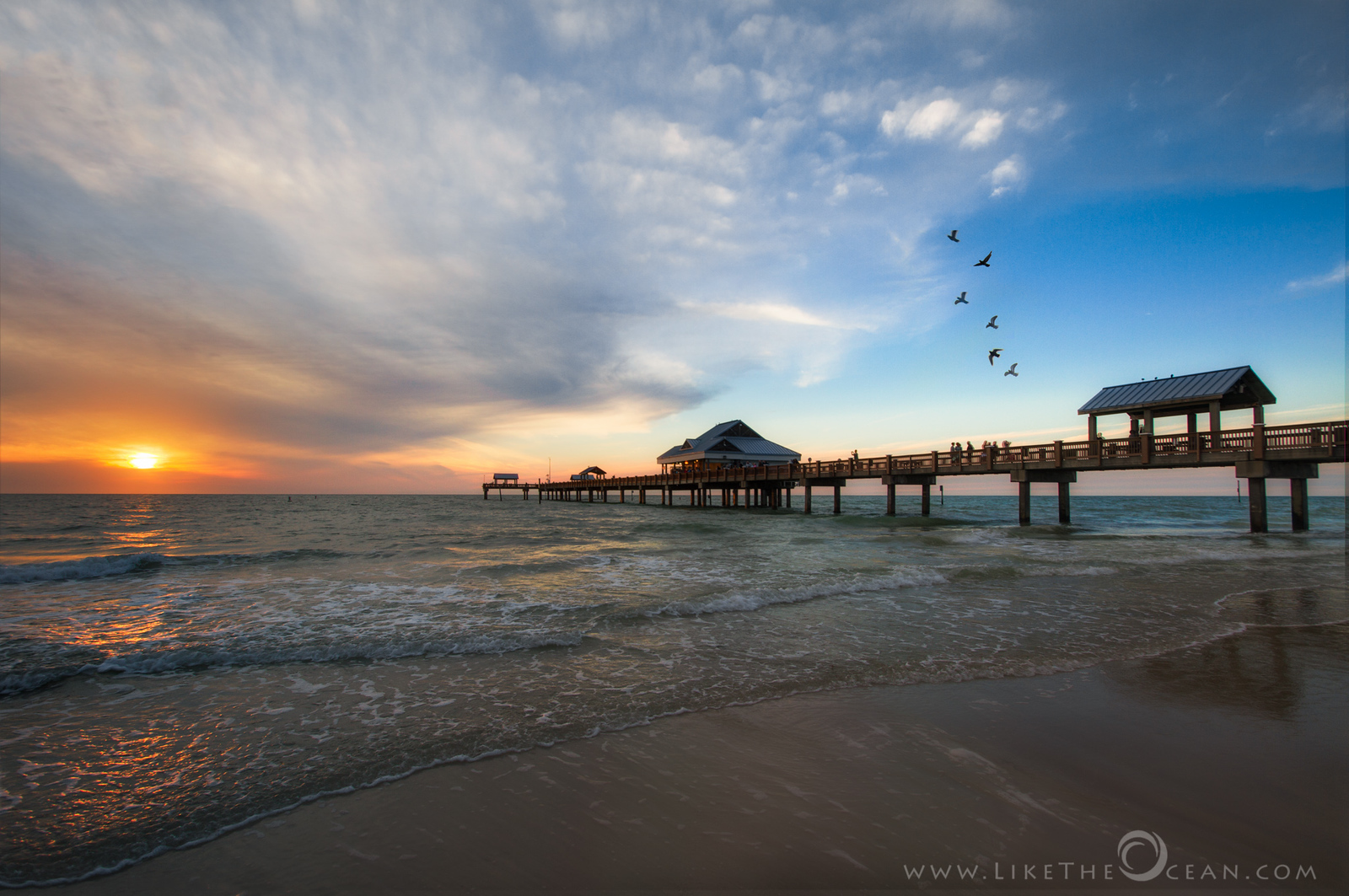 The Pier of Clearwater