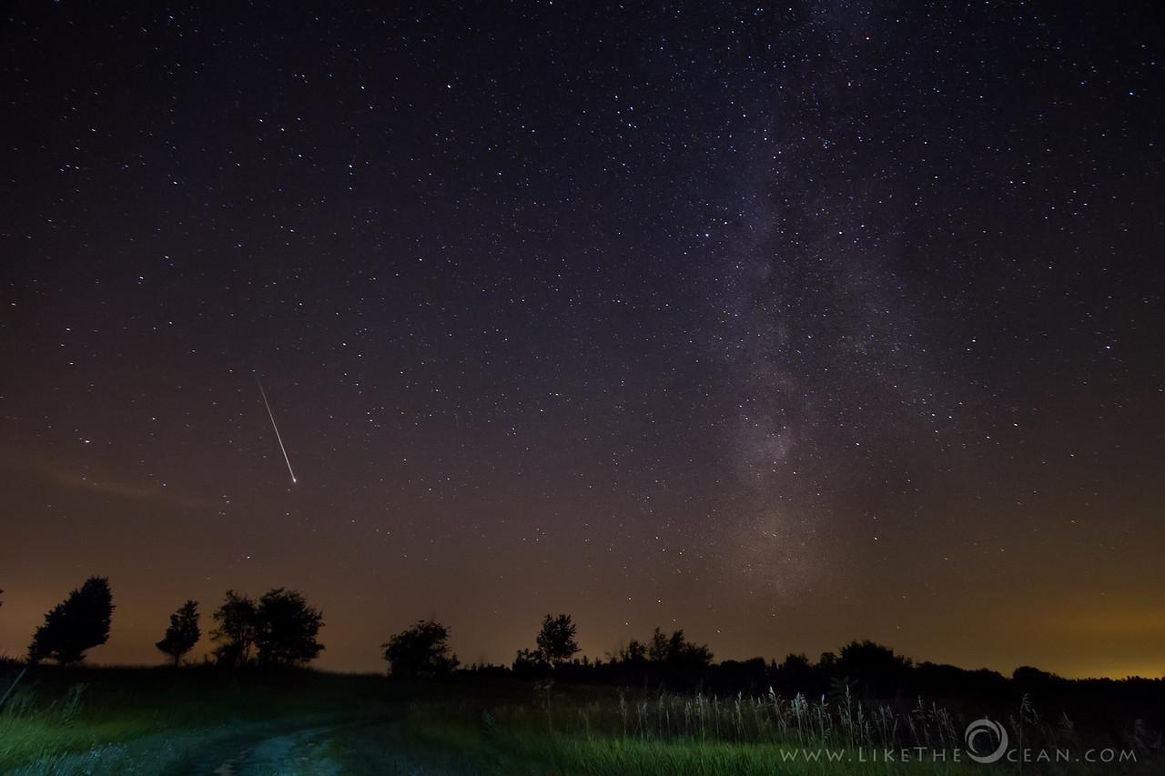 Milky Way by Night