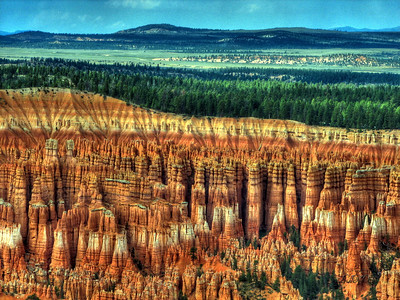 Morning Glow @ Bryce