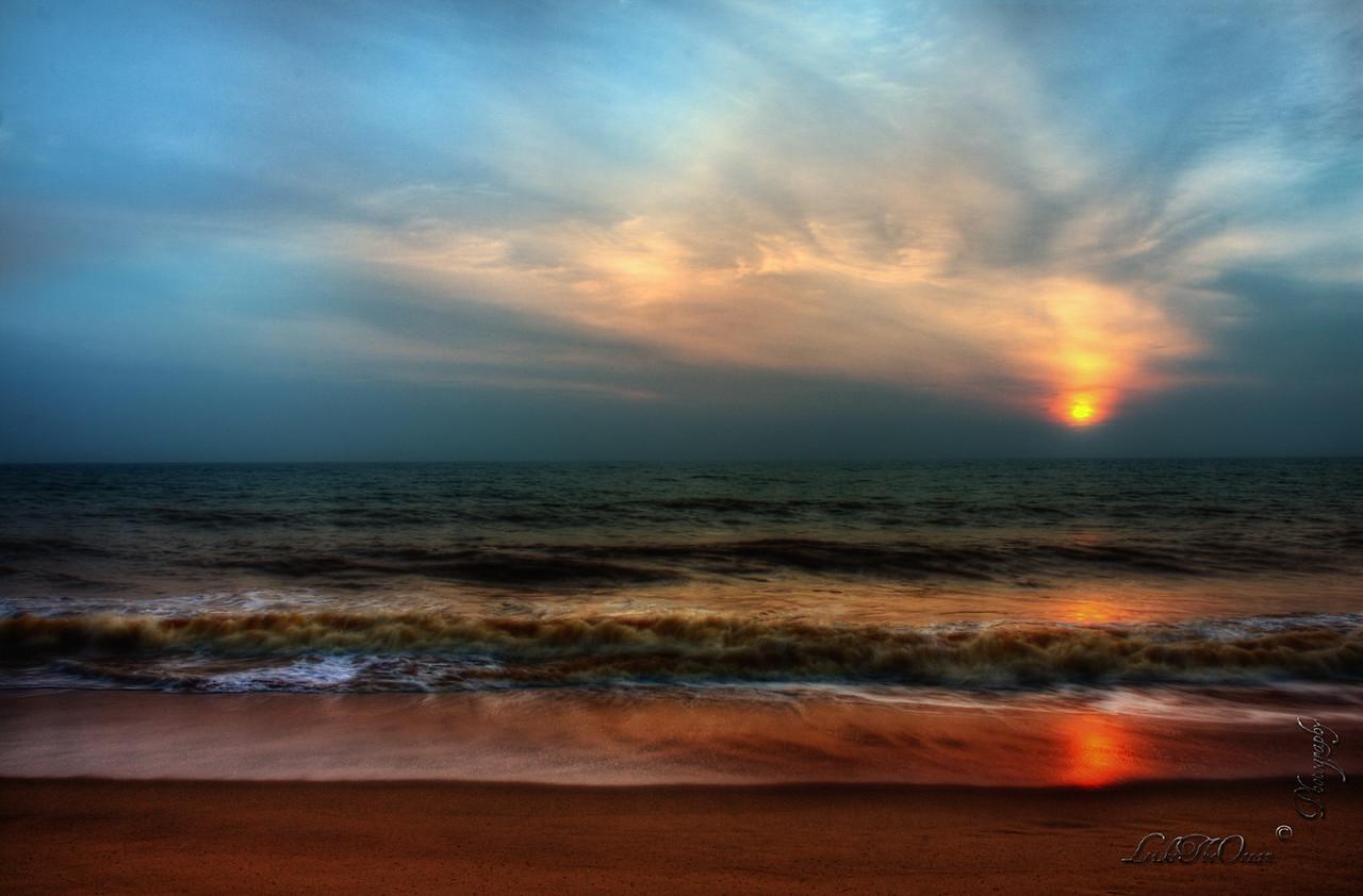 Awesome Sunset @ Veli Beach