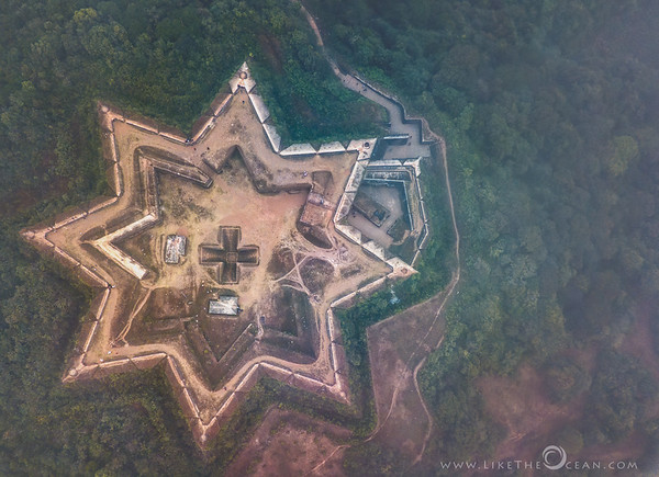 Star Fort of Sakleshpur