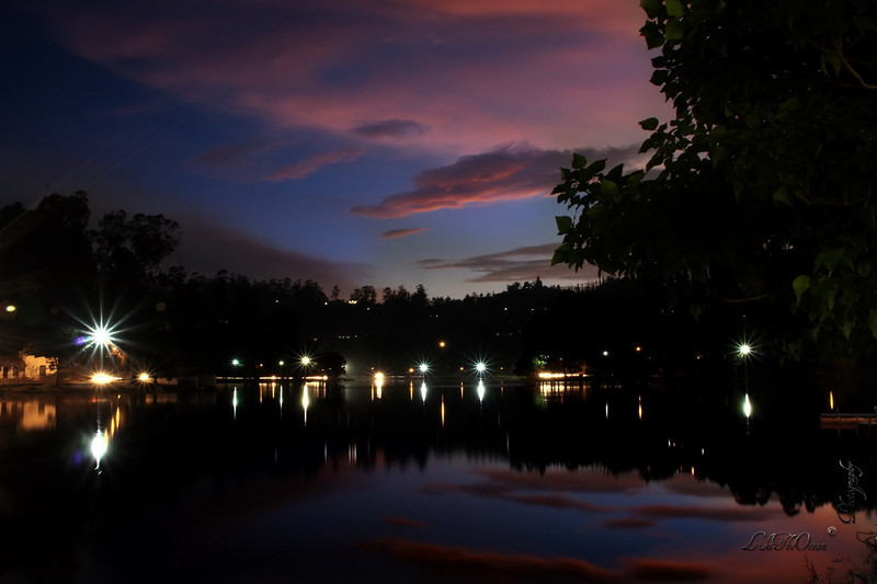 Silently Still Evening @ Kodai Lake