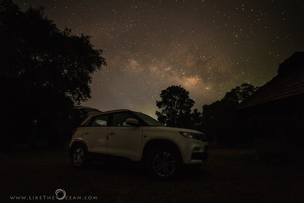 Hunt for the Milky Way