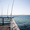 oak islad north carolina fishing pier