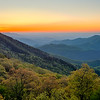 Springtime at Scenic Blue Ridge Parkway Appalachians Smoky Mountains