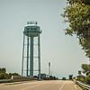 oak island bridge and water tower
