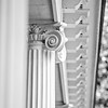 classic colonial architectural details