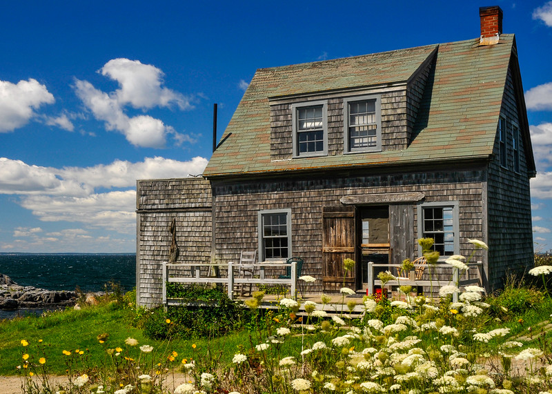 Monhegan Island Cottage