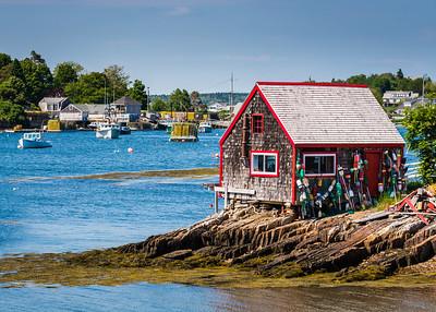 Lobster Shack, Mackeral Cove