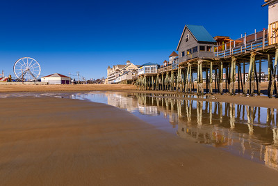 Low Tide at The OOB Pier