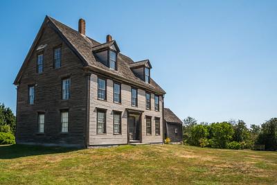 The Olson House, Cushing