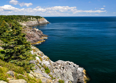 Eastern Shore Cliffs, Monhegan Island