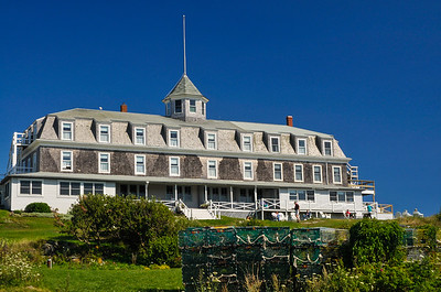 Island Inn, Monhegan Island