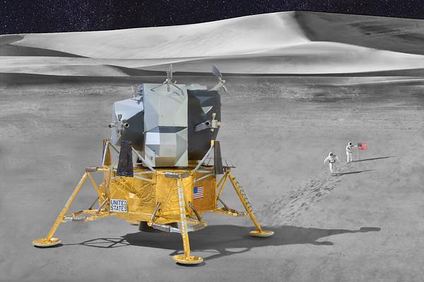 Apollo Moon Mission