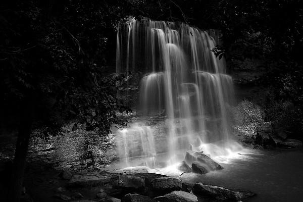 Rock Glen Falls