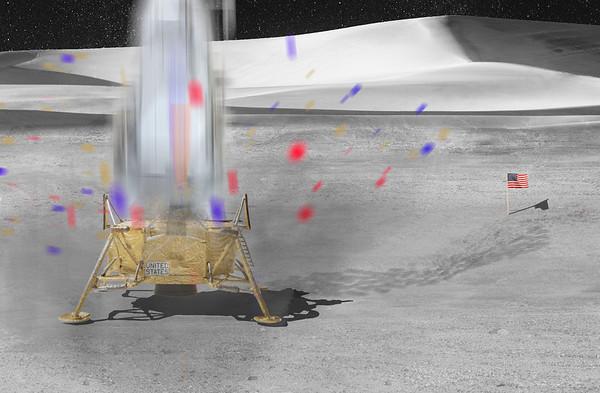 Apollo 11 Mission to Moon