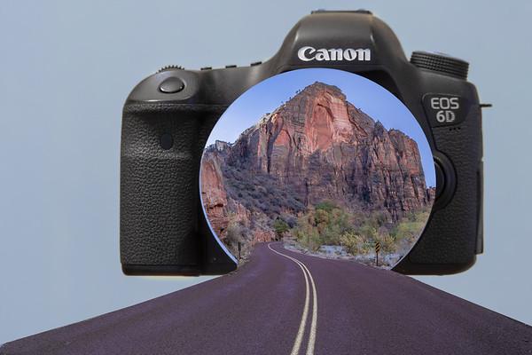 Canon Mountain Road