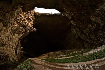 Devetashka Cave