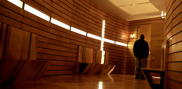 Kings- ministry hallway