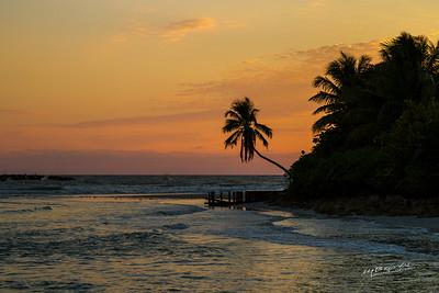 Sunset - Gordon Pass, Naples, Florida