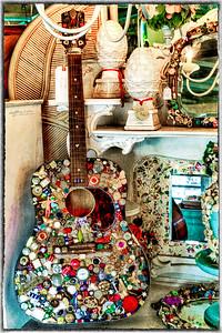 'Whimsical Tune...' What-Not shopping - Anna Maria Island, Florida.