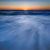 """Light Waves...""<br /> Three image HDR Set.<br /> Sunset, Anna Maria Island, Florida"