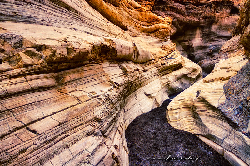 Mesmerized - The Slots of Mosaic Canyon ~ Tucki Mountain, Death Valley National Park