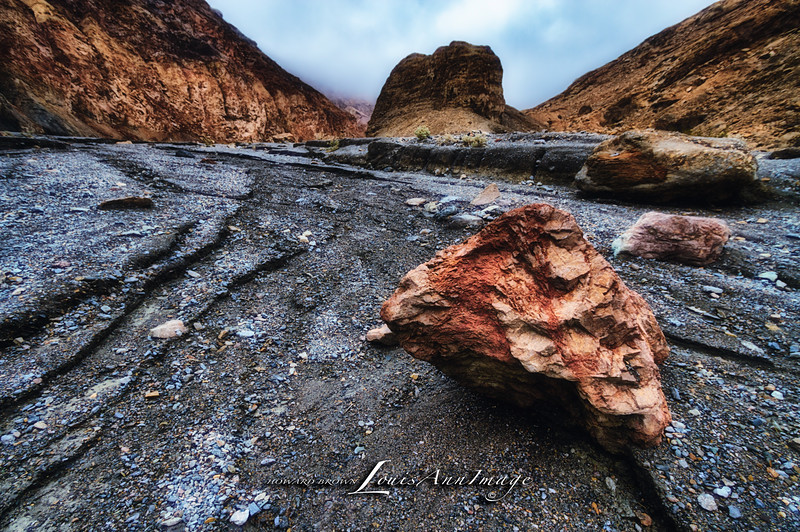Mosaic Canyon, Tucki Mountain, Death Valley, National Park
