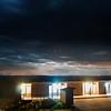 Mesa Verde, moonlit view from Far View Lodge