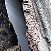 Closeup, Box Canyon Falls, Uncompahgre River, Ouray, Colorado