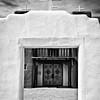 Taos Pueblo, entry to San Geronimo Chapel