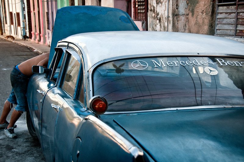 Havana, Mercedes problem