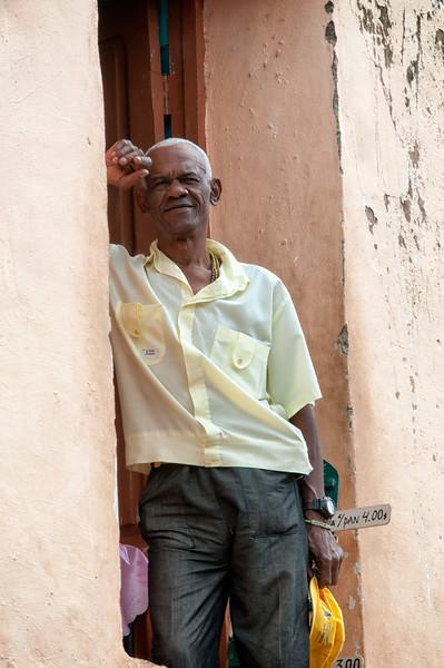 Trinidad gentleman
