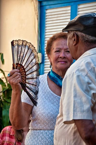 Dancing at Santa Clara seniors community