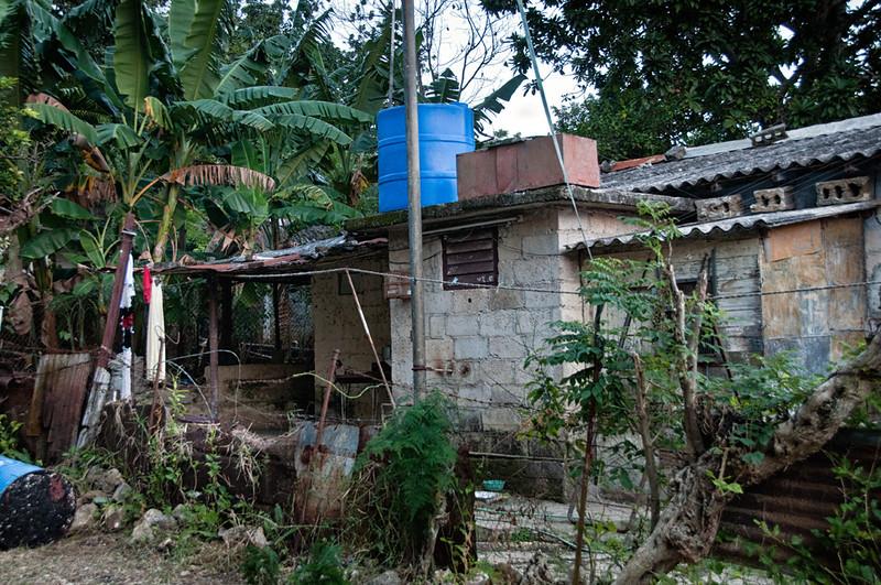 Dilapidated house, Havana