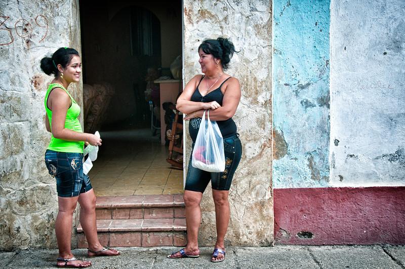 Havana chit-chat