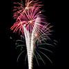 Bayfield, WI, July 4 fireworks 1