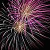 Bayfield, WI, July 4 fireworks 4