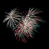 Bayfield, WI, July 4 fireworks 5