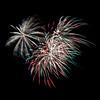 Bayfield, WI, July 4 fireworks 5