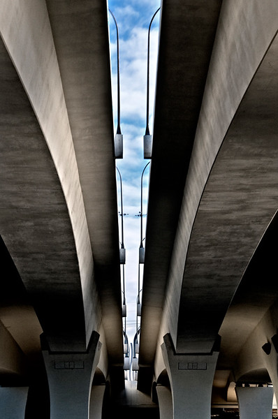 Minneapolis, new I-35W bridge