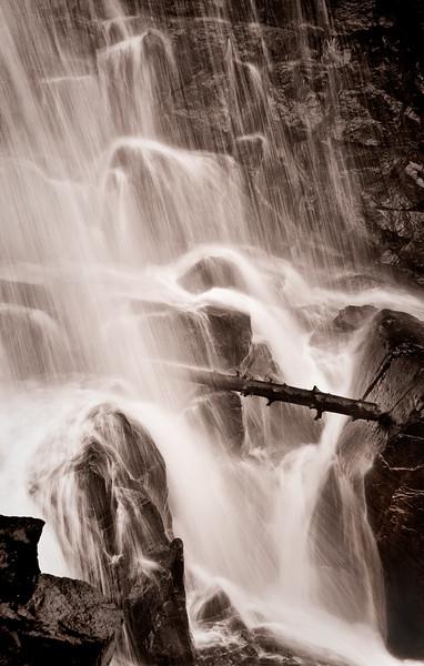 Pigeon River, Upper Falls, Grand Portage State Park, MN