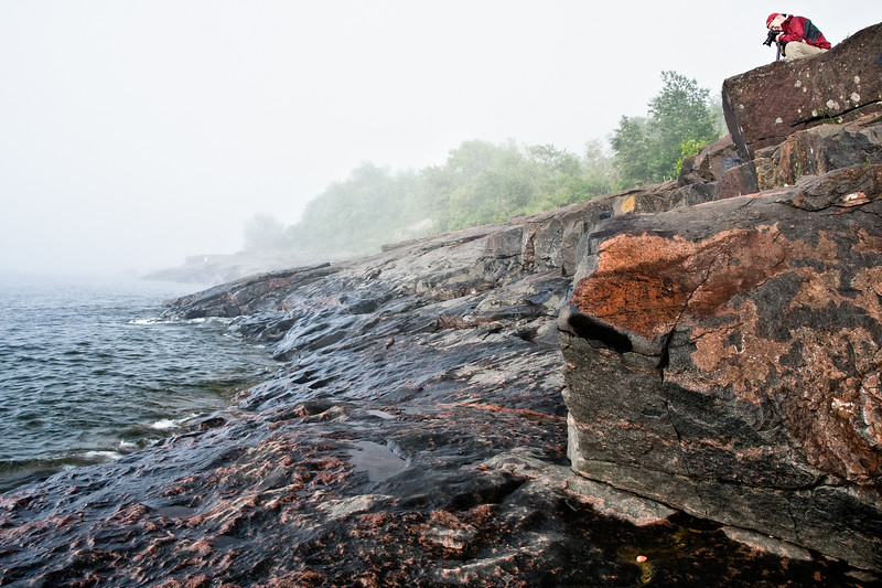 Duluth, Ledges Park, photographer