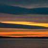 Lake Superior sunrise, Red Rock, Ontario