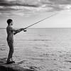 Fisherman, Prisoner's Cove