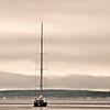 View from Lunenburg harbor, Nova Scotia