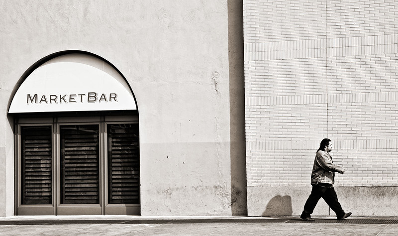 Embarcadero, near Ferry Building