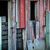 Barn wood beams and colors