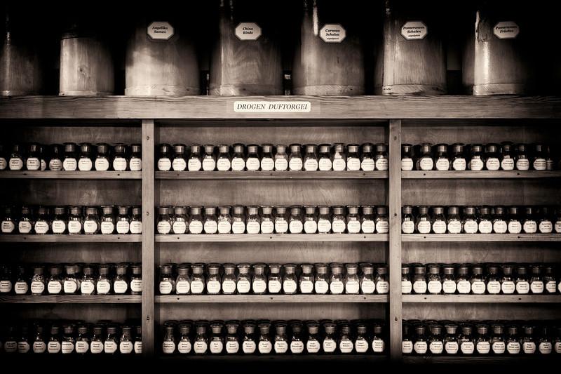 Duftorgel (Aroma Organ)